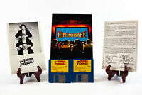 Commodore Amiga: The Three Stooges Game - Cinemaware 1982, No Slipcover