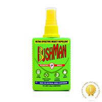 40% Deet Insect, Mosquito, Midges Repellent Spray by BushMan 90ml
