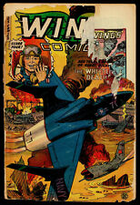 1953 Wings Comics 119 PR 1968 Captain Savage and His Leatherneck Raiders 3 VG/FN