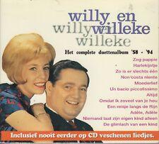 Willy en Willeke Alberti 2 CD Set Het complete duetten album 1958 - 1994