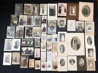 LOT DE 34 CDV ET 21 CARTE POSTALE LANGLOIS COURTOIS MIRANDA PETARD DALLE C1349