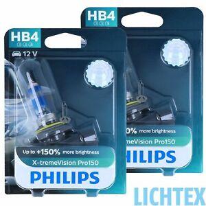 HB4 PHILIPS X-treme Vision Pro150 bis zu 150% helleres Licht Scheinwerfer Lampe