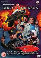 The Lost Worlds Of Gerry Anderson [DVD][Region 2]