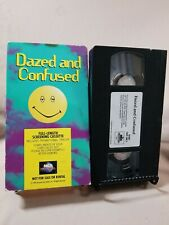 Dazed and Confuzed -VHS Screener-RARE Promo- 420 CULT- Richard Linklater -OOP