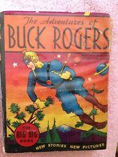 The Adventures of Buck Rogers, by Lt Dick Calkins & Phil Nowlan