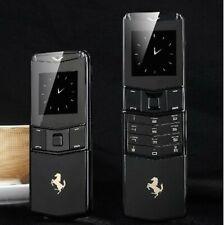 Unlocked Luxury Smallest Mini Phone Metal Body Dual Sim Slide Mobile Phone V05