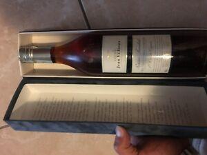 """Cognac """"Reserve Familiale"""" JEAN FILLIOUX 70 Cl Astuccio Lusso"""