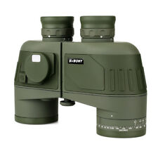 SV27 7x50 Military Waterproof Floating Marine Binoculars w/ Rangefinder&Compass
