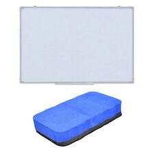 Magnetic Board Rubber Whiteboard Blackboard Cleaner Dry Marker Eraser Office JX