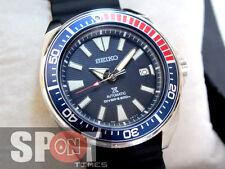 Seiko Samurai Pepsi Prospex Diver Men's Watch SRPB53K1