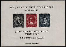 Gestempelte Briefmarken (1960-1969) österreichische