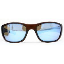 ad7f2e4abb0 Revo 4058 02 BL Heading Sunglasses Matte Brown Blue Water Re