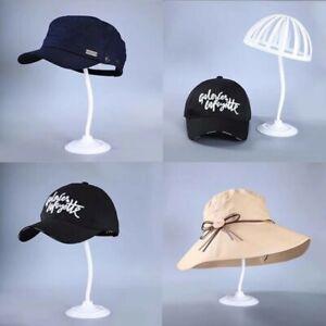 Baseball Cap Holder Rack Storage Wigs Show Snapback Hat Display Stand Shelf Tool