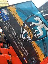 NFL American football London Jacksonville Jaguars Game Day Flag 2019
