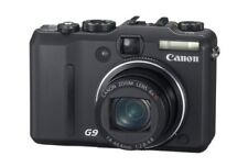 2 Canon PowerShot G9 12.1MP Digital Camera with 6x Optical Image Stabilized Zoom