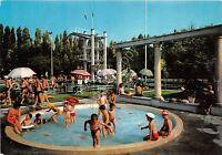 Cartolina - Postcard - Voghera - Piscina - 1980