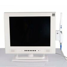 Dental Digital Intraoral Camera Imaging 15 inch LCD Monitor SONY CCD USB Video