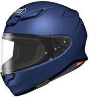 *FREE SHIPPING* Shoei RF-1400 Helmet Matte Blue Met Helmet Pick your Size