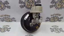 SAAB 93 9-3 2006 1.9 TID 150 BHP BRAKE SERVO WITH BRAKE MASTER CYLINDER 13126712