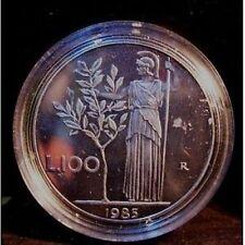 100 Lire 1985 PROOF