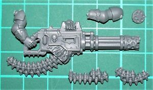 Chaos Space Marines Havocs Bits/Parts - Weapon/Arm (Multilisting)