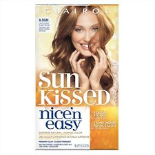 Clairol Sun Kissed Nice 'n Easy 6.5GN Light Golden Sunset Brown Hair Color