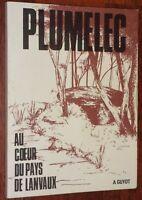 A. Guyot PLUMELEC au coeur du Pays de Lanvaux 1989 histoire Morbihan Bretagne