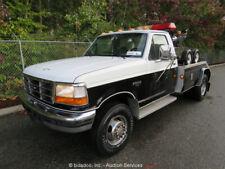 Ford F-Series Light Duty Conventional Tow Truck Wrecker Underlift Diesel bidadoo