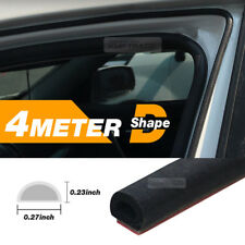 13Ft D Shape Car Door Wind Noise Seal Rubber Strip Molding for DODGE Car
