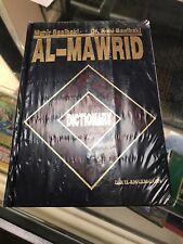 Al Mawrid Dictionary English-Arabic and Arabic-English