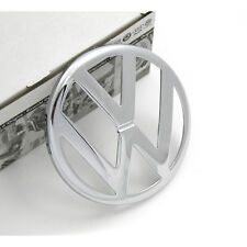 VW Golf 4 1J Emblem vorn Original Volkswagen Kühlergrill Zeichen Logo chrom OEM