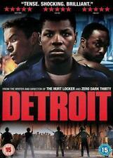 Detroit DVD (2017)