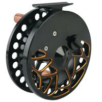 Center Pin Floating Fly Fishing Reel CNC Machine Cut Aluminum body Fly Reel