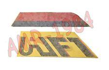 SERIE DECALCO ADESIVI CARENA INFERIORE SX APRILIA AF1 125 PROJECT 1987 AP8111591