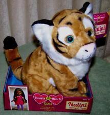 "Hearts for Hearts Girls NALINI Bengal Tiger 10""H Plush New"