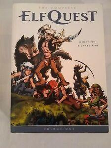 COMPLETE ELFQUEST VOL #1 B&W TPB ORIGINAL QUEST Dark Horse Omnibus Comics TP