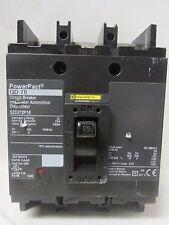 * Square D Qd 70 Powerpact 523372P10 70A 3 Pole Circuit Breaker . Vd-224A