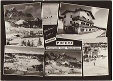PASSO MONTE CROCE - ALBERGO POPERA - VEDUTINE - SESTO (BOLZANO) 1966
