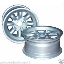 8 x 15 Alloy Wheel Standard Ford Mk2 Escort Rally GRP4 FIT