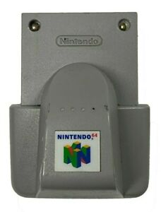 OFFICIAL Nintendo N64 Rumble Pak Original Official & Tested WORKING