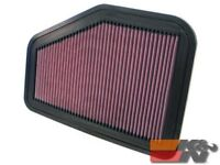 K&N Replacement Air Filter For HOLDEN COMMODORE VE 3.6L-V6, 6.0L-V8 33-2919