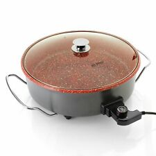 Ceramic 1200 1499 W Electric Skillets For Sale Ebay
