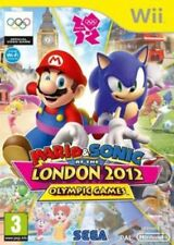 Mario & Sonic at the London 2012 Olympic Games (Wii) VideoGames