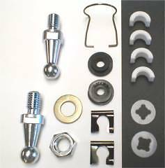 MOPAR B E-Body Clutch Pivot Shaft Service Kit 66-74 70 Charger Cuda Challenger