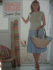 Beach Belles Pattern Collection by Debbie Bliss - Department Store Return