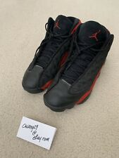 more photos 8cffe e2804 2004 Nike Air Jordan Retro 13 Black True Red Sz 10.5 309259-061