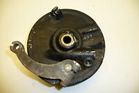 Honda XL185 XL 185 #5103 Front Brake Backing Plate / Panel / Assembly