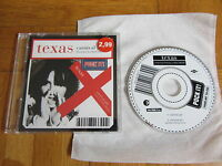 """TEXAS Carnival Girl LIMITED OOP 2003 GERMANY exclusive 3"""" CD single"""