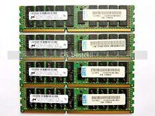8GB 16GB 32GB 64GB DDR3 PC3-8500R 1066 Mhz 2RX4 RDIMM error-correcting código Reg Lote de memoria de servidor