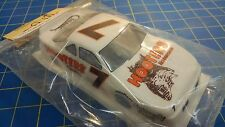 Painted 4 inch Stock Car #7 Hooters 1/24 from Mid America Raceway